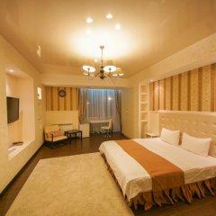 Отель Британика Краснодар комната для гостей фото 6