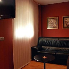 Hotel Villa De Barajas комната для гостей фото 4