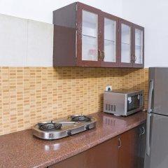 Апартаменты GuestHouser 1 BHK Apartment f749 Гоа в номере