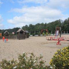 Отель Le Bochetay пляж