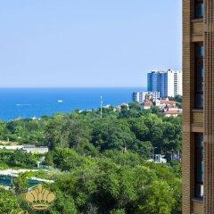 Corona Hotel & Apartments пляж