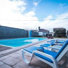 Отель Refúgio do Sol - Mosteiros Португалия, Понта-Делгада - отзывы, цены и фото номеров - забронировать отель Refúgio do Sol - Mosteiros онлайн бассейн фото 2