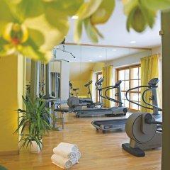 Hotel Sonklarhof Рачинес-Ратскингс фитнесс-зал