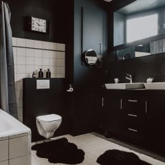 Отель B&B Lenoir 96 Бельгия, Брюссель - отзывы, цены и фото номеров - забронировать отель B&B Lenoir 96 онлайн ванная фото 2