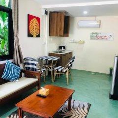 Отель Cicada Lanta Resort Таиланд, Ланта - отзывы, цены и фото номеров - забронировать отель Cicada Lanta Resort онлайн комната для гостей фото 4