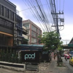 POD Hostel & Designshop парковка