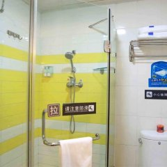 Отель 7Days Inn Dongguan Liaobu Oriental Commercial Street ванная