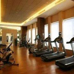 Отель Wyndham Grand Plaza Royale Oriental Shanghai Китай, Шанхай - отзывы, цены и фото номеров - забронировать отель Wyndham Grand Plaza Royale Oriental Shanghai онлайн фитнесс-зал фото 2