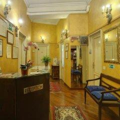Отель Soggiorno La Cupola Италия, Флоренция - 1 отзыв об отеле, цены и фото номеров - забронировать отель Soggiorno La Cupola онлайн интерьер отеля фото 2