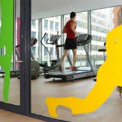 Thon Hotel EU фитнесс-зал фото 4