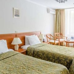 Гостиница Байкал Бизнес Центр 4* Стандартный номер 2 отдельные кровати фото 2