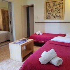 Отель villas hanioti Греция, Пефкохори - отзывы, цены и фото номеров - забронировать отель villas hanioti онлайн комната для гостей фото 5