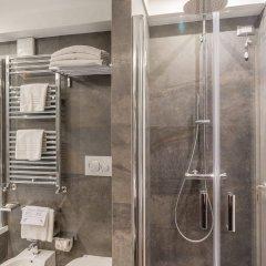 Отель Internazionale Domus Италия, Рим - отзывы, цены и фото номеров - забронировать отель Internazionale Domus онлайн ванная фото 2