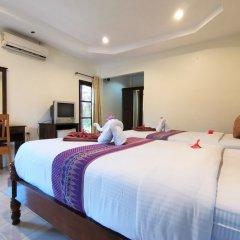 Отель Lanta Whiterock Resort Старая часть Ланты комната для гостей фото 3