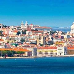Отель Pestana CR7 Lisboa пляж