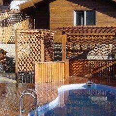Гостиница Дом Шалле Березовая бассейн фото 2