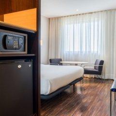 Отель AC Hotel Madrid Feria by Marriott Испания, Мадрид - 1 отзыв об отеле, цены и фото номеров - забронировать отель AC Hotel Madrid Feria by Marriott онлайн сейф в номере