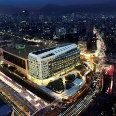 Отель JW Marriott Dongdaemun Square Seoul городской автобус