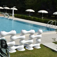 Отель Park Villa Giustinian Мирано помещение для мероприятий фото 2