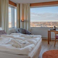 Отель Break Sokos Hotel Flamingo Финляндия, Вантаа - 6 отзывов об отеле, цены и фото номеров - забронировать отель Break Sokos Hotel Flamingo онлайн комната для гостей фото 4