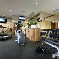 Отель The Harbourview фитнесс-зал