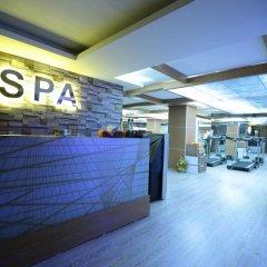 Bursa Palas Hotel Турция, Бурса - отзывы, цены и фото номеров - забронировать отель Bursa Palas Hotel онлайн спа