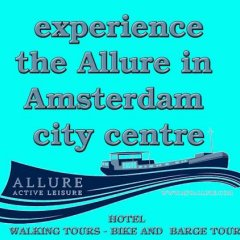 Отель Hotelboat Allure Нидерланды, Амстердам - отзывы, цены и фото номеров - забронировать отель Hotelboat Allure онлайн парковка