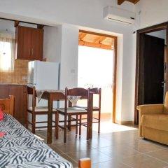 Отель Villa Abedini Албания, Ксамил - отзывы, цены и фото номеров - забронировать отель Villa Abedini онлайн комната для гостей фото 2
