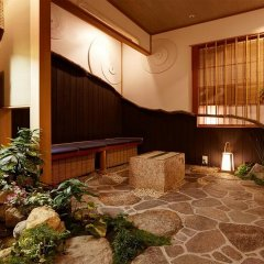 Отель Nishitetsu Grand Фукуока бассейн