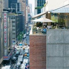 Отель The Jewel Facing Rockefeller Center США, Нью-Йорк - отзывы, цены и фото номеров - забронировать отель The Jewel Facing Rockefeller Center онлайн парковка