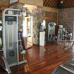 Отель Bora Bora Pearl Beach Resort and Spa Французская Полинезия, Бора-Бора - отзывы, цены и фото номеров - забронировать отель Bora Bora Pearl Beach Resort and Spa онлайн фитнесс-зал фото 2