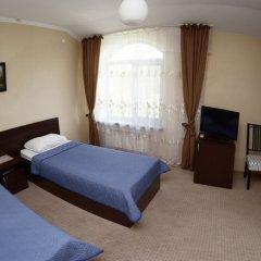 Гостиница Канцлер комната для гостей фото 3
