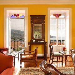 Отель Quinta da Bela Vista Португалия, Фуншал - отзывы, цены и фото номеров - забронировать отель Quinta da Bela Vista онлайн интерьер отеля