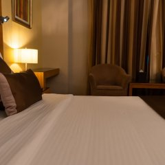 Отель Copthorne Hotel Sharjah ОАЭ, Шарджа - отзывы, цены и фото номеров - забронировать отель Copthorne Hotel Sharjah онлайн комната для гостей фото 5