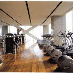 Отель Park Hyatt Seoul фитнесс-зал фото 2
