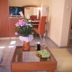 Отель Семейный Отель Палитра Болгария, Варна - отзывы, цены и фото номеров - забронировать отель Семейный Отель Палитра онлайн комната для гостей фото 2