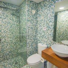 Отель Alva Hotel Apartments Кипр, Протарас - 3 отзыва об отеле, цены и фото номеров - забронировать отель Alva Hotel Apartments онлайн ванная фото 2