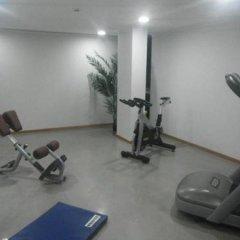 Отель Aparthotel Tropicana фитнесс-зал фото 2
