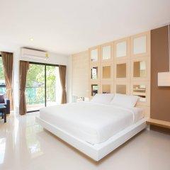 Отель Naka Residence комната для гостей