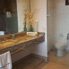 Отель Playa Conchas Chinas Пуэрто-Вальярта ванная
