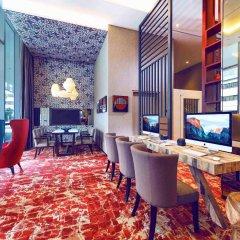 Отель Mercure Singapore Bugis Сингапур, Сингапур - 1 отзыв об отеле, цены и фото номеров - забронировать отель Mercure Singapore Bugis онлайн интерьер отеля