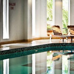 Отель Edinburgh Capital Hotel Великобритания, Эдинбург - отзывы, цены и фото номеров - забронировать отель Edinburgh Capital Hotel онлайн бассейн