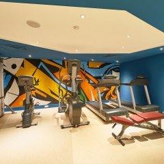 Гостиница ibis Krasnoyarsk Center фитнесс-зал фото 4