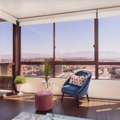 Отель New Urban Downtown LA Luxury Apartment США, Лос-Анджелес - отзывы, цены и фото номеров - забронировать отель New Urban Downtown LA Luxury Apartment онлайн балкон