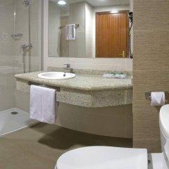 Отель Eurosalou & Spa Испания, Салоу - 4 отзыва об отеле, цены и фото номеров - забронировать отель Eurosalou & Spa онлайн ванная