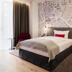 Отель IntercityHotel Braunschweig Германия, Брауншвейг - отзывы, цены и фото номеров - забронировать отель IntercityHotel Braunschweig онлайн комната для гостей фото 3