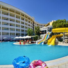 Side Algeria Hotel and Spa бассейн фото 2