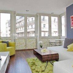 Отель First Domizil Германия, Кёльн - отзывы, цены и фото номеров - забронировать отель First Domizil онлайн комната для гостей фото 5