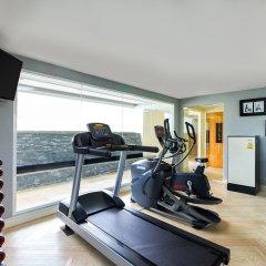 Отель L.a. Residence 49 Бангкок фитнесс-зал