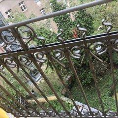 Отель Letna Garden Suites Чехия, Прага - отзывы, цены и фото номеров - забронировать отель Letna Garden Suites онлайн балкон